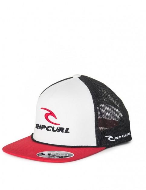 Rip Curl RC Classic Trucker Cap in Optical White