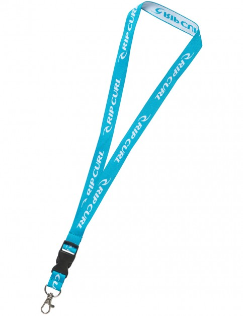 Rip Curl Rc Corp Lanyard Keyring in Blue