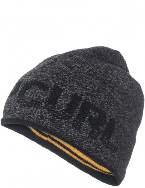 Rip Curl Revo Line Beanie in Black