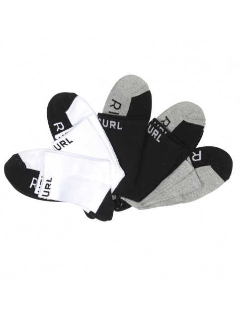Rip Curl Rip Mix Crew Socks in Classic