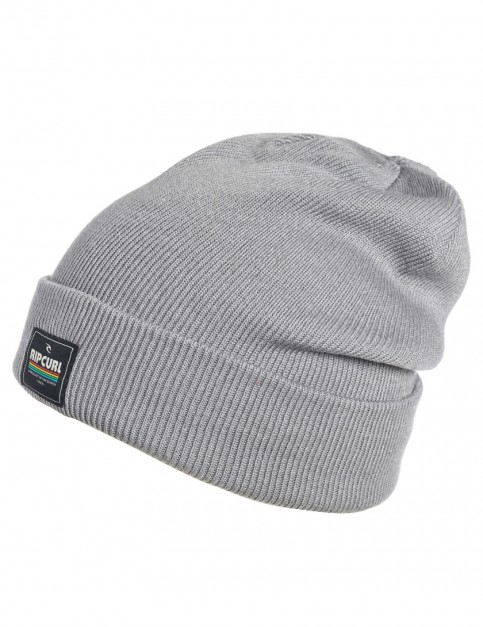 Rip Curl Rolla Up Beanie in Beton Marle