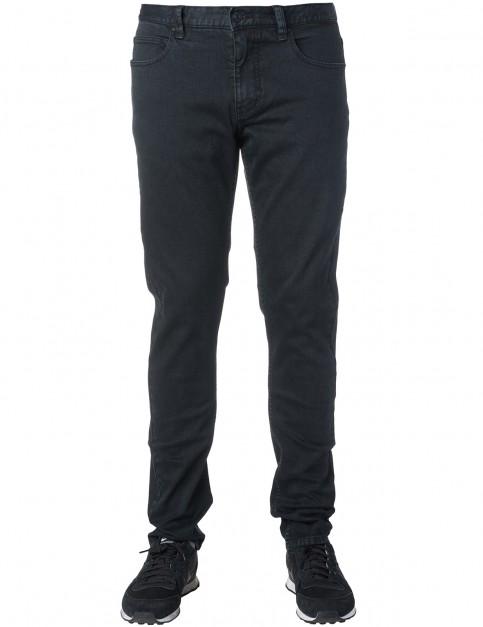 Rip Curl Slim Salt Black Slim Fit Jeans in Salt Black