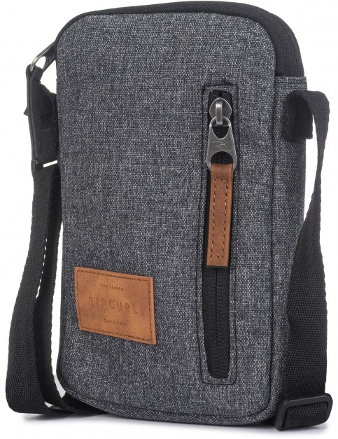 Rip Curl Slim Solead Pouch in Charcoal
