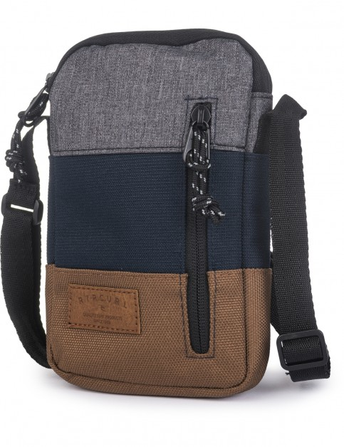 Rip Curl Slim Stacka Pouch in Navy