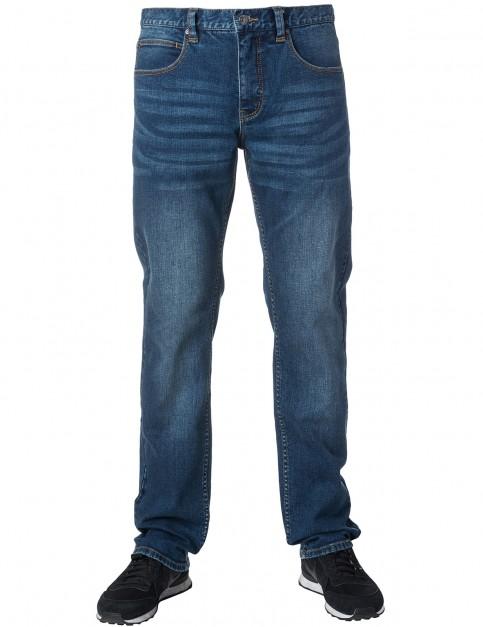 Rip Curl Slim Tidal Blue Slim Fit Jeans in Tidal Blue
