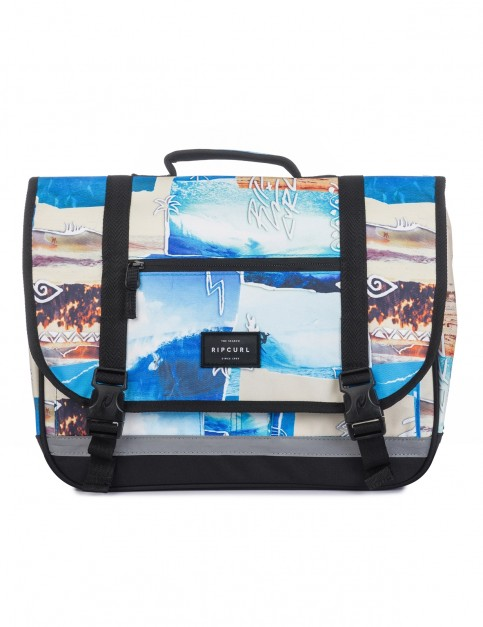 Rip Curl Sml Satchel Poster Vibes Messenger Bag in Multico