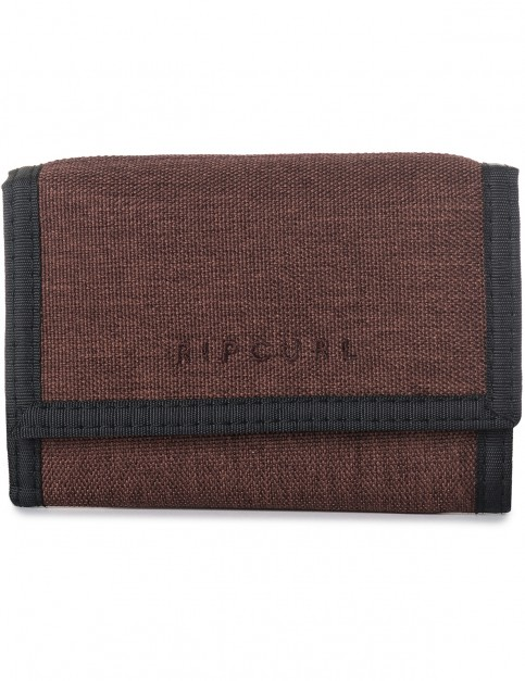 Rip Curl Solead Surf Wallet Polyester Wallet in Sun Rust