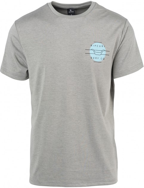 Rip Curl Spot Legend Short Sleeve T-Shirt in Limestone