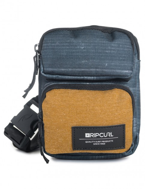 Rip Curl Stacker 24/7 Pouch in Brown