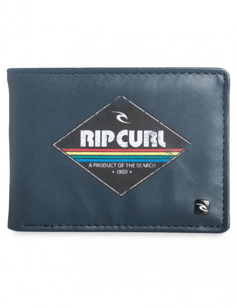 Blue Rip Curl Sunset Strip Faux Leather Wallet