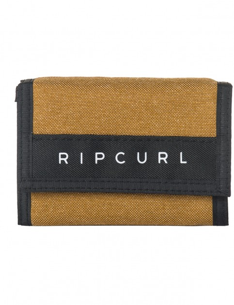 Rip Curl Surf Mix Polyester Wallet in Brown