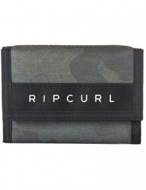 Rip Curl Surf Mix Polyester Wallet in Green