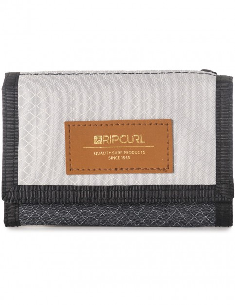 Rip Curl Surf Polyester Wallet in Black