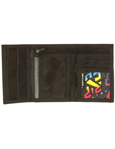Rip Curl Surf Ripfont Polyester Wallet in Multico