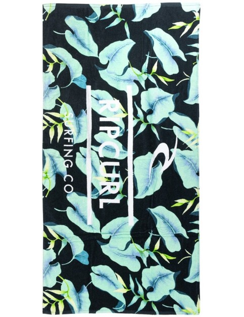 Rip Curl Surfing Co. Beach Towel in Blue