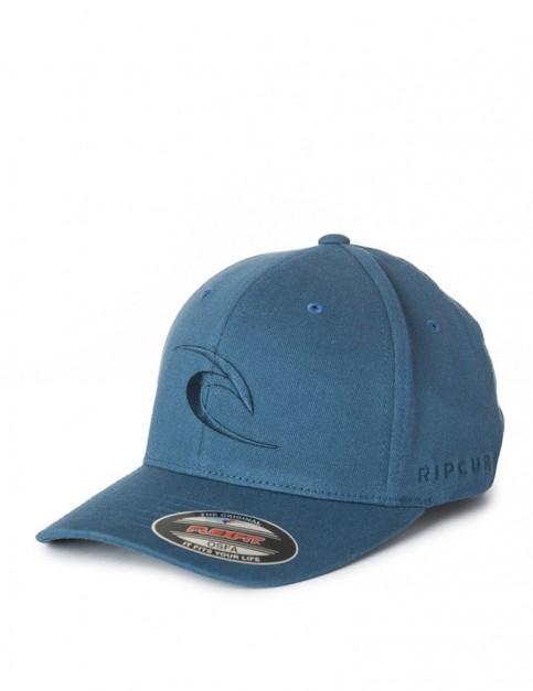 Rip Curl Tepan Curve Peak Cap in Blue