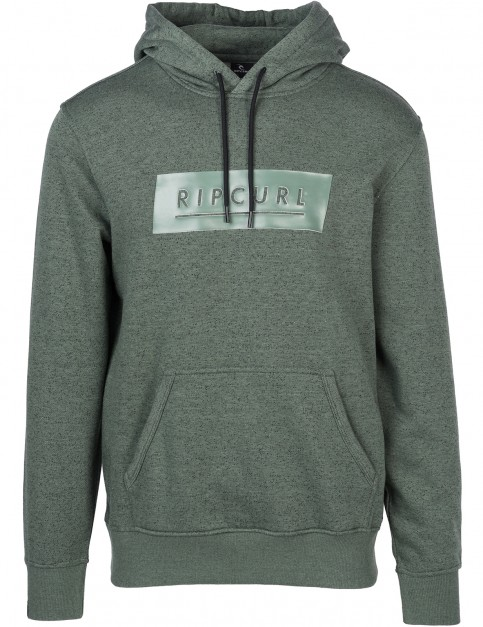 Rip Curl Underline Pullover Hoody in Laurel Wreath M