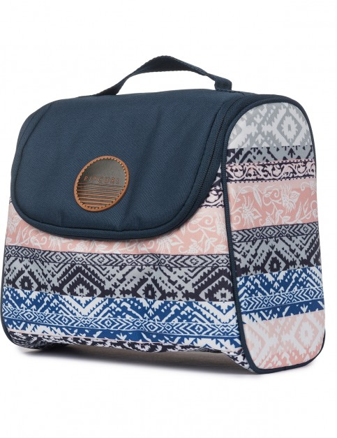 Rip Curl Vanity Hi Desert Wash Bag in Navy