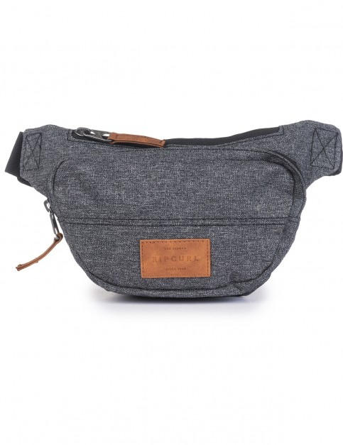 Rip Curl Waistbag Solead Bum Bag in Charcoal