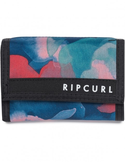 Rip Curl Watercamo Surf Polyester Wallet in Blue