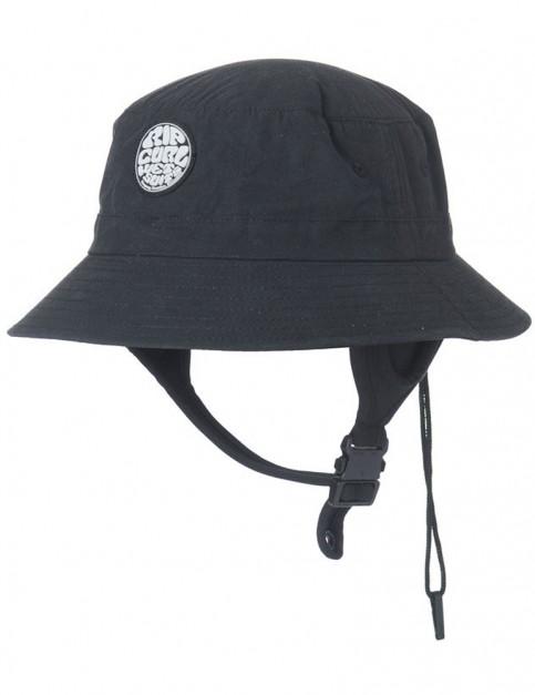 Rip Curl Wetty Surf Hat Sun Hat in Black