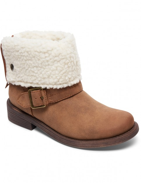 Roxy Andres Fashion Boots in Tan