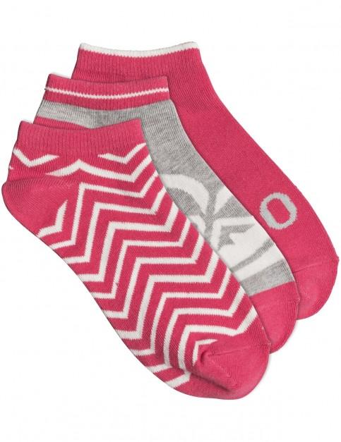 Roxy Ankle Socks Ankle Socks in Marshmallow