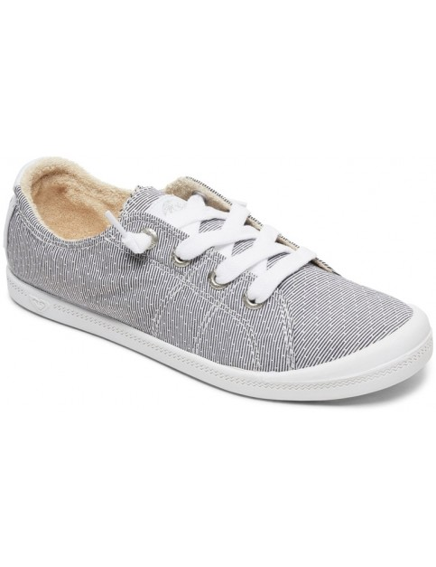 Roxy Bayshore III Trainers in Grey/ White