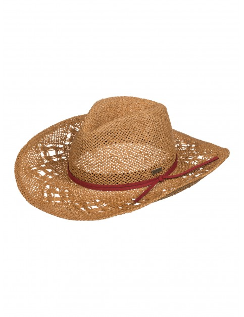 Deep Taupe Roxy Cowgirl Sun Hat