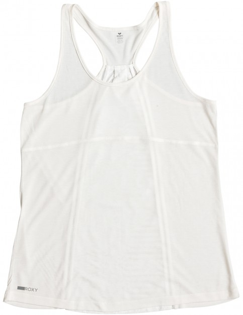 Marshmellow Roxy Dalena Tank Sleeveless Top