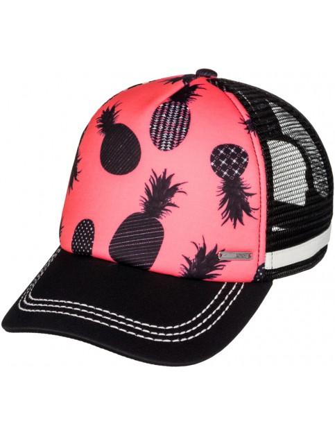 Neon Grapefruit Roxy Dig This Cap