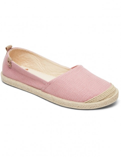 Roxy Flora II Deck Shoes in BLUSH