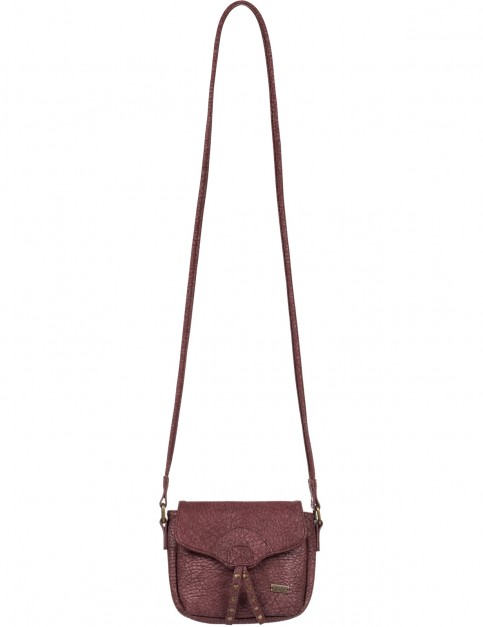 Roxy From The Heart Cross Body Bag in Syrah