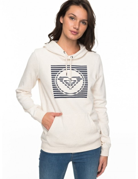 Roxy Full Of Joy B Pullover Hoody in Metro Heather