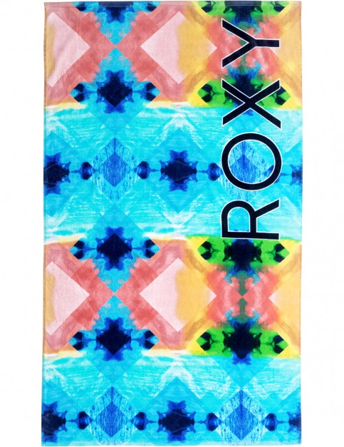 Marshmallow Pop Surf Water World Roxy Hazy Towel