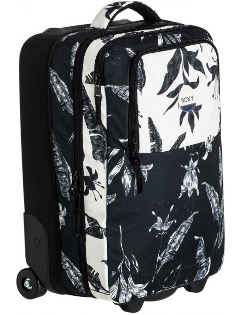 Roxy Roll Up Wheeled Luggage in Love Letter