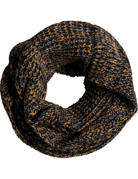 Roxy Romantic RDV Knitted Scarf in Anthracite