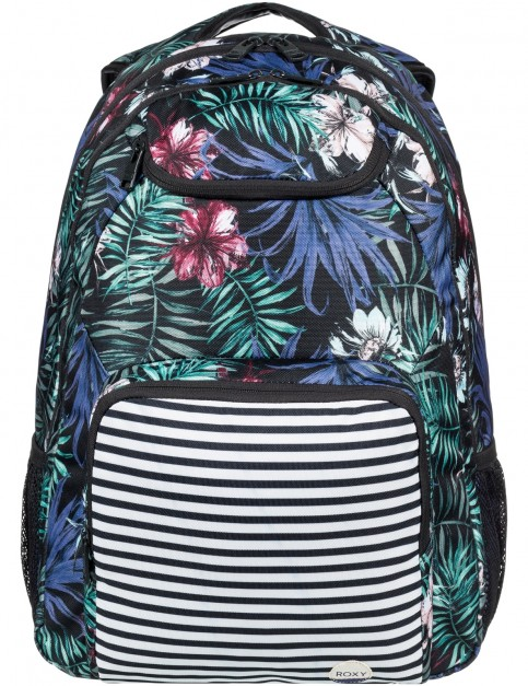 Roxy Shadow Swell Backpack in Belharra Flower