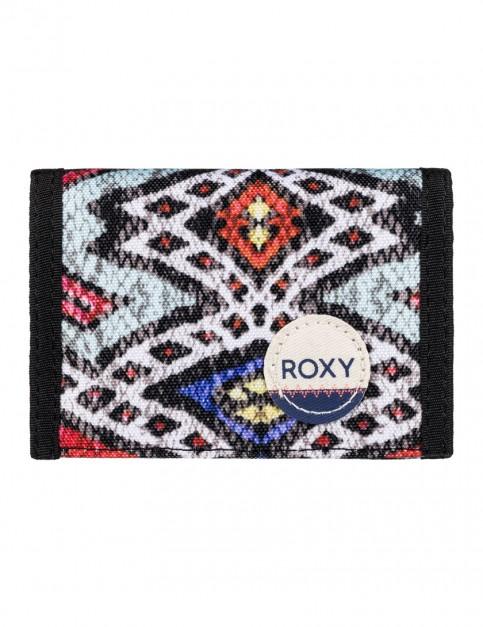Roxy Small Beach Polyester Wallet in Regata Soaring Eyes
