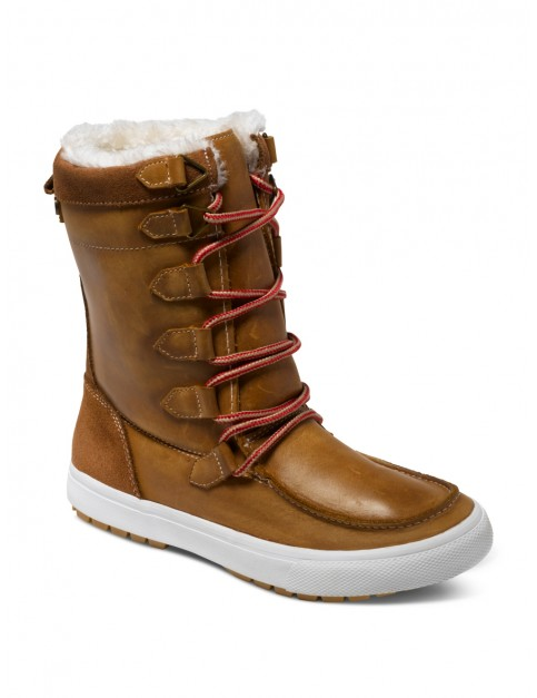 Brown Roxy Sochi Fashion Boots