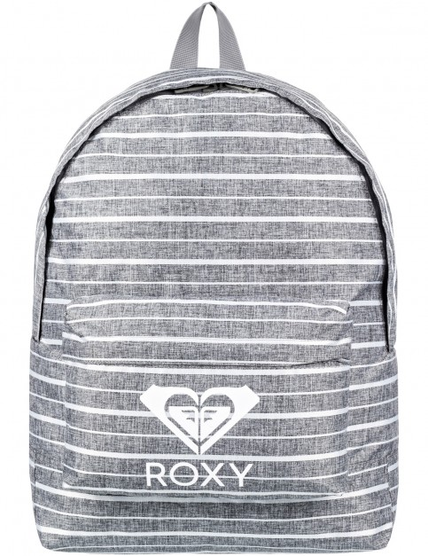 Roxy Sugar Baby Heather Backpack in Heritage Heather