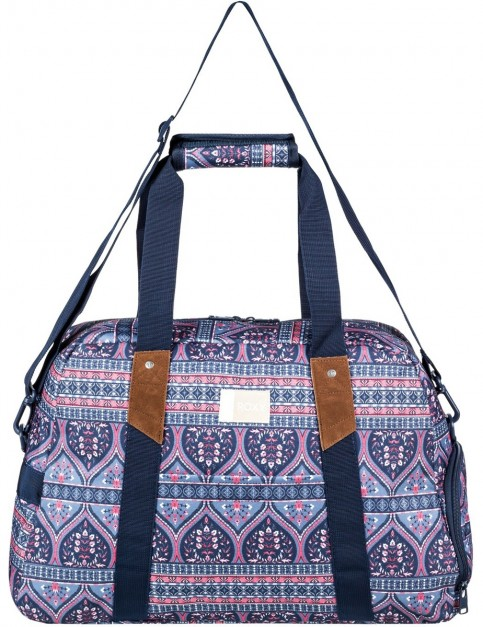 Roxy Sugar Baby It Up Holdall in China Blue New Maiden