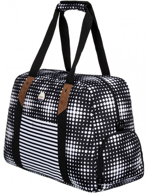 Roxy Sugar It Up Holdall in Anthracite Opticity
