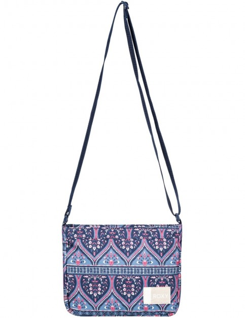 Roxy Sunday Smile Cross Body Bag in China Blue New Maiden