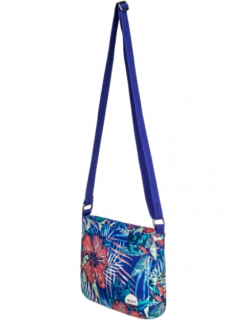 Roxy Sunday Smile Cross Body Bag in Royal Blue Beyond Love