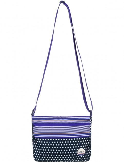 Roxy Sunday Smile Cross Body Bag in Wintery Geo
