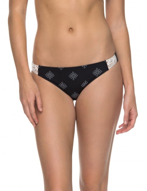 Roxy Take Me To The Sea Surfer Bikini in Anthracite Pearly Tiles