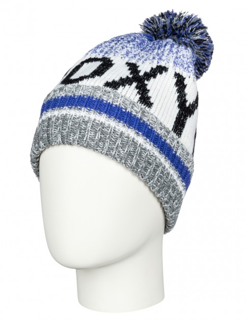 Heritage Heather Roxy Tonic Bobble Hat