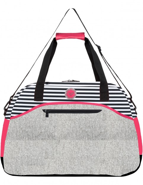 Roxy Too Far Holdall in Heritage Heather