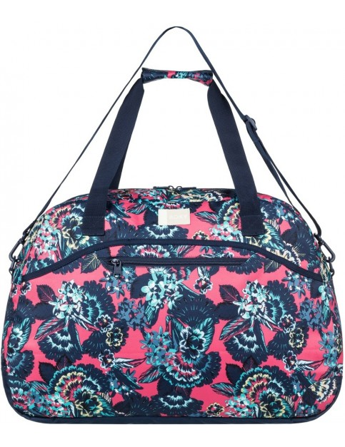 Roxy Too Far Holdall in Rouge Red Mahna Mahna